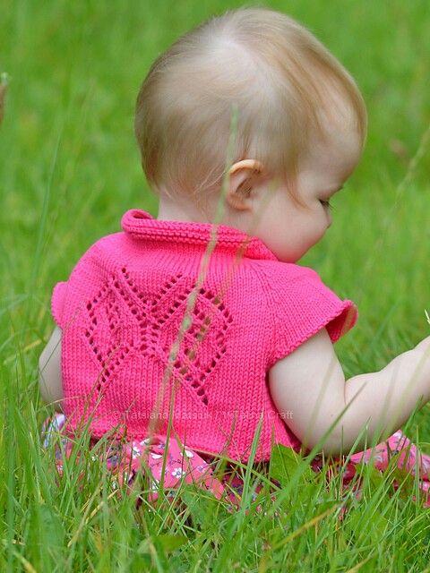 Pin de Ludmila en Baby knitting | Pinterest