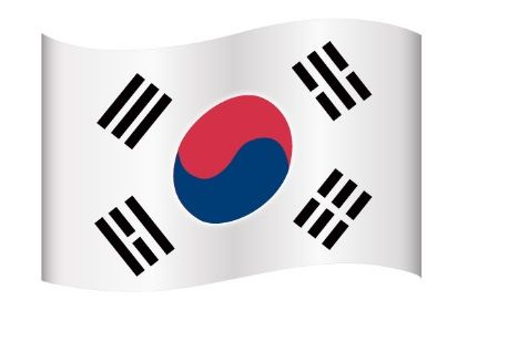 Flag Of Korea Emoji Https Www Emojimantra Com
