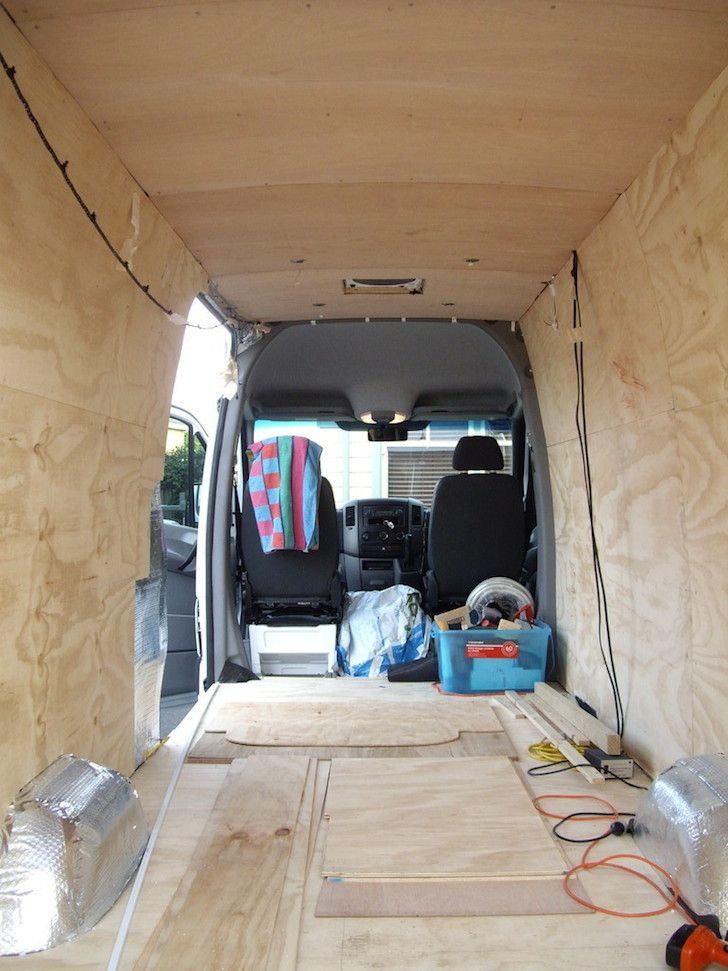 Best 25 Small Camper Vans Ideas On Pinterest Van Conversion Sink Van Conversion Bed Design