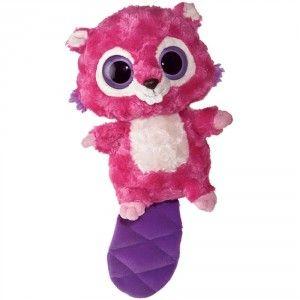Aurora Peluche Beaver Yoohoo /& Friends 18cm