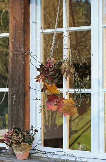 Herbstdeko Fall Ideas Pinterest Autumn And Autumn Leaves