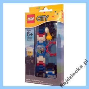 Lego Zegarek Policjant 4729641737 Oficjalne Archiwum Allegro Stuff To Buy