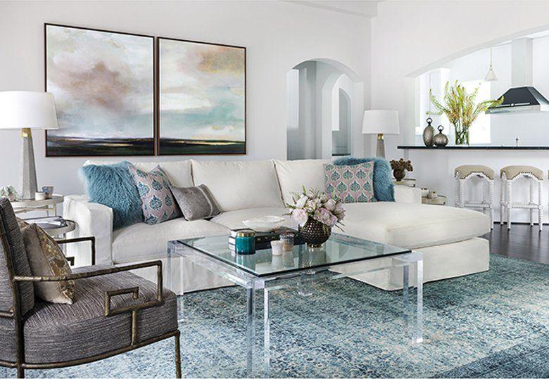 Living Room Decor, Fresh