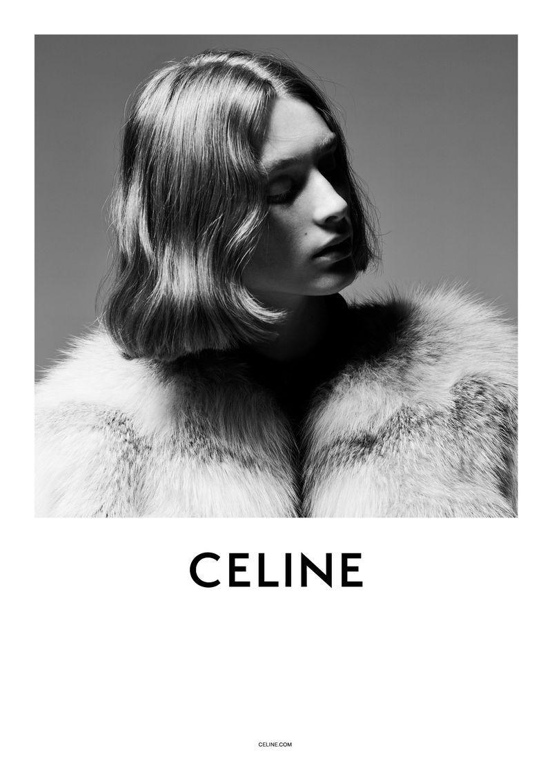 5e1d1cfae3 Celine S S 2019 Campaign (Celine)