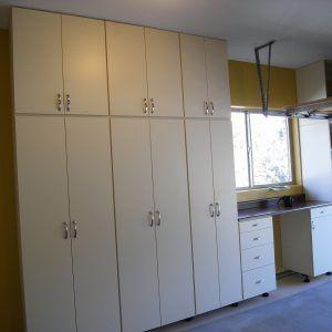 Tall Garage Storage Cabinets With Doors Garage Storage Cabinets