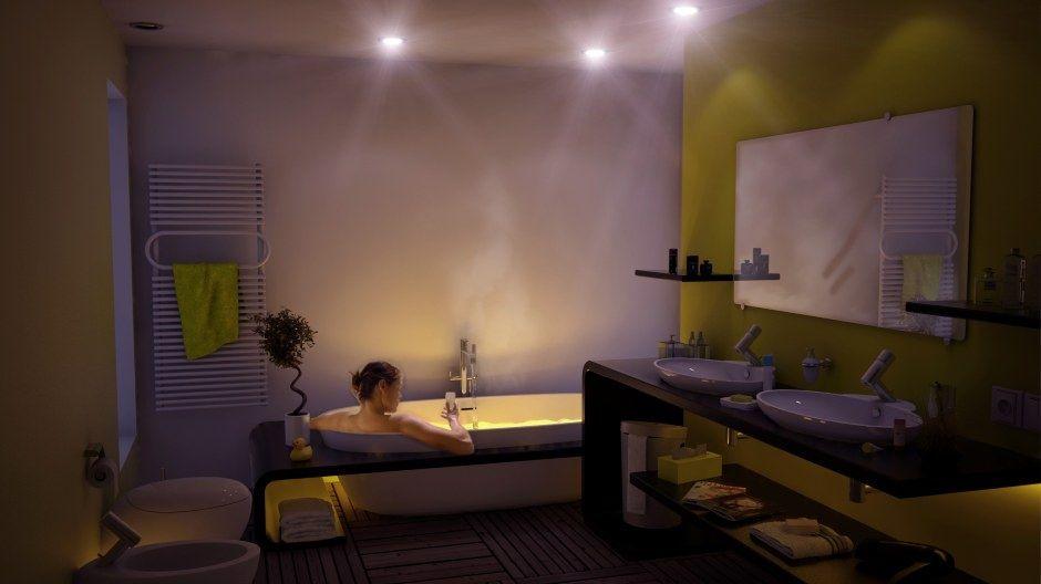 Modern green white bathroom design BAHHAR Pinterest Bathroom
