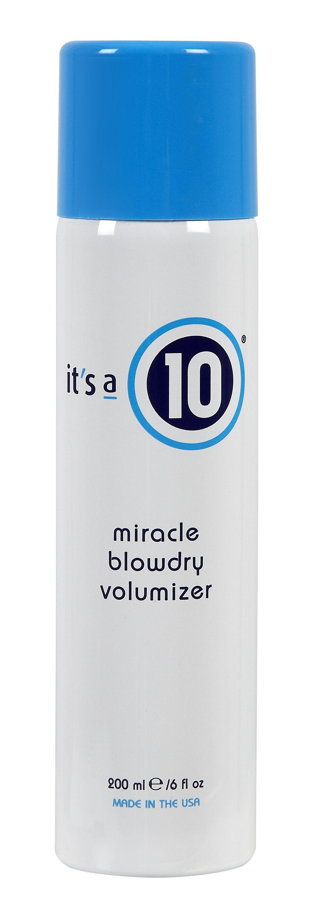 Miracle Blowdry Volumizer Blow dry, 10 things, Miracles