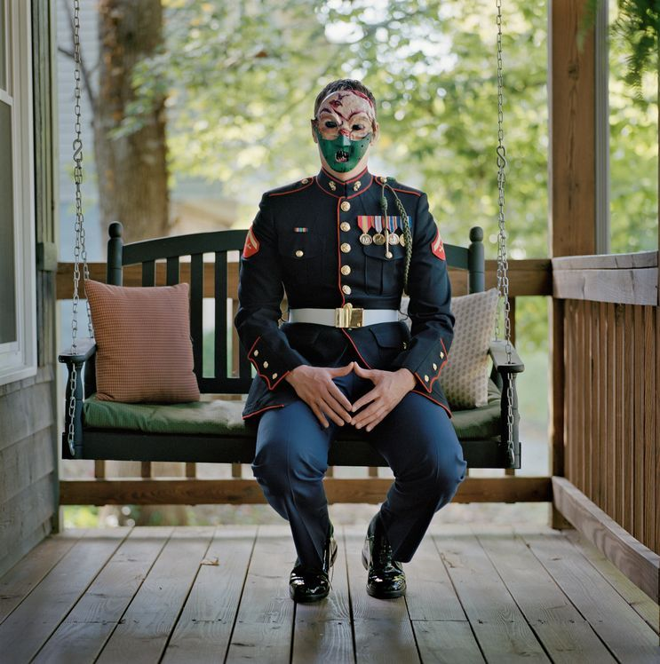 Fantastic article from National Geographic regarding blast force trauma and soldiers.
