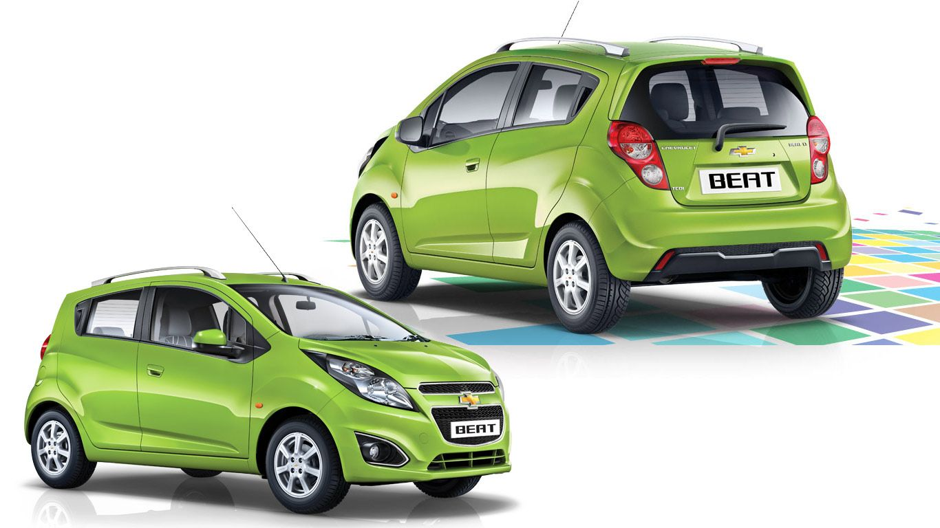 New Chevrolet Beat 2014 Launched Jpg 1366 768 Chevrolet Toy