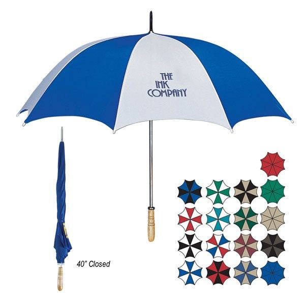 Stay dry this weekend with a 60 Arc Golf Umbrella! Great for any golf outing! #largeumbrella