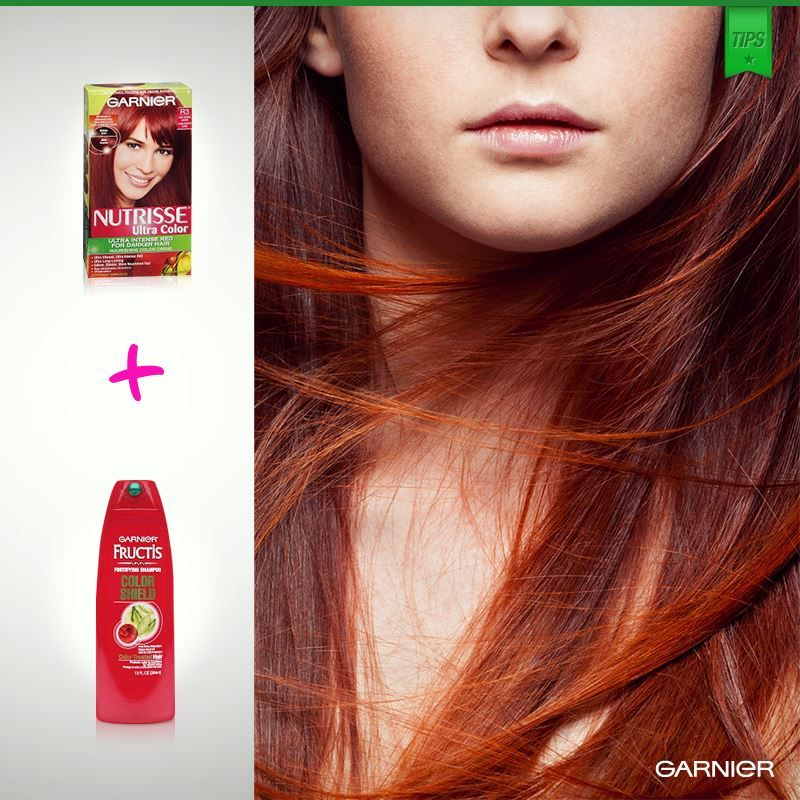 At home hair color tip - Pair your favorite Nutrisse shade with ...