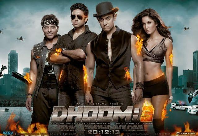 Dhoom 3 2013 Hindi Movie Mp3 Songs Free Download Hindi Movies