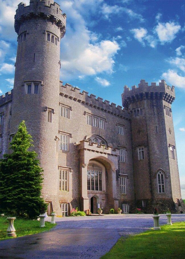 Charleville Castle near Tullamore Co Offaly, Ireland