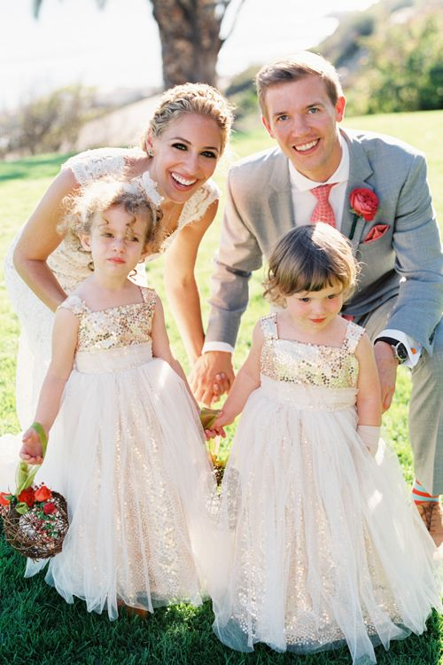 Destination Wedding Flower Girl Dresses - Ocodea.com