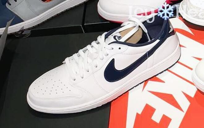 Air Jordan 1 Low OG Color White Midnight Navy Style Code  705329-106 Release  Date March 19 0090fbb44