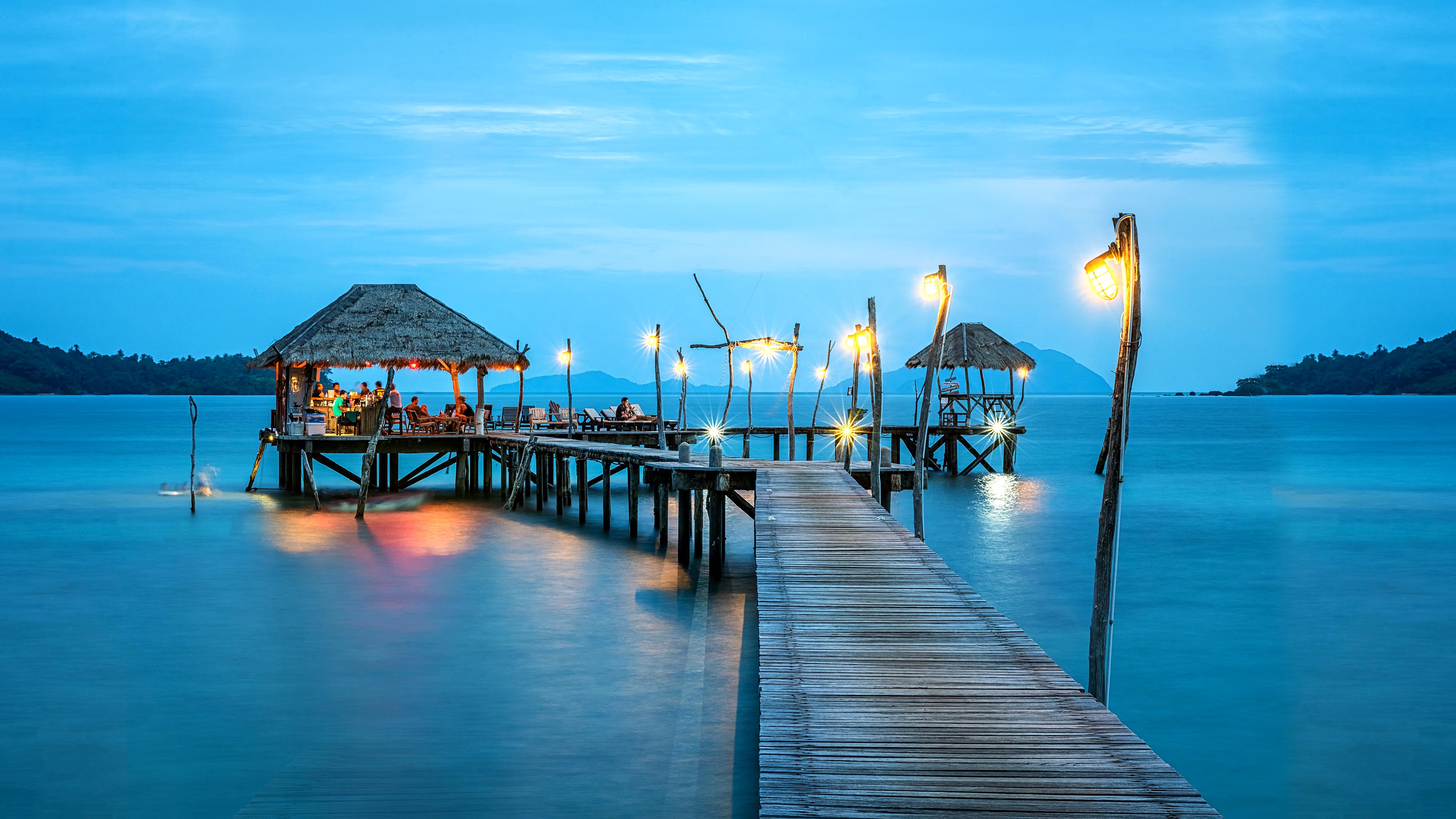 4k Beach Wallpaper For Pc Ideas In 2020 Honeymoon Destinations Resort Beach Wallpaper
