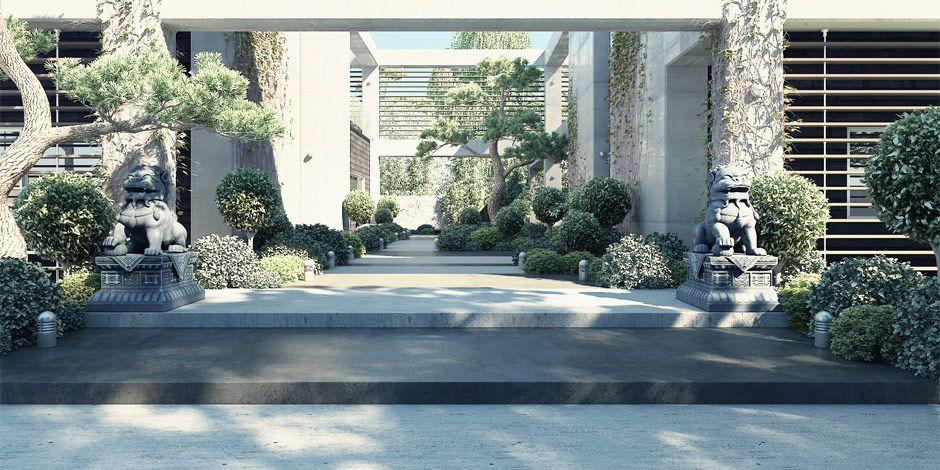 Garden Landscape Inspiration