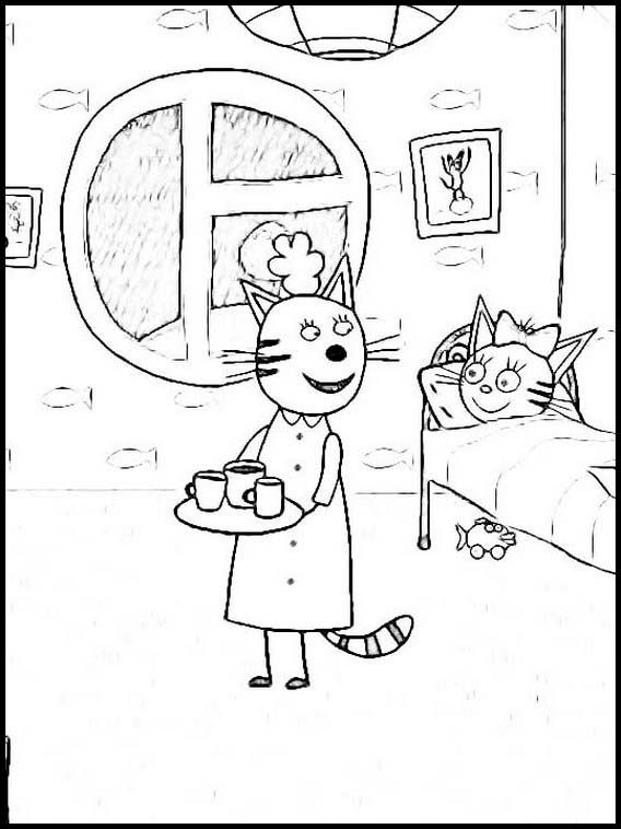 Kid E Cats Printable Coloring Book 4 Coloring Books Online Coloring Pages Coloring Pages For Kids