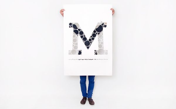 Punch Hole Project by Murmure , via Behance