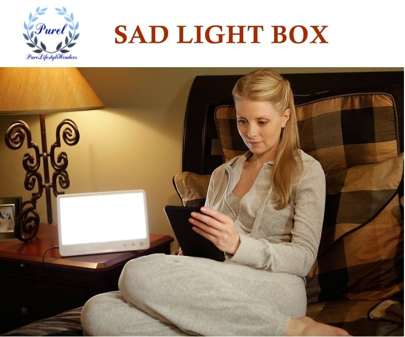 Travelite A Sunlight Lamp To Combat Seasonal Affective Disorder