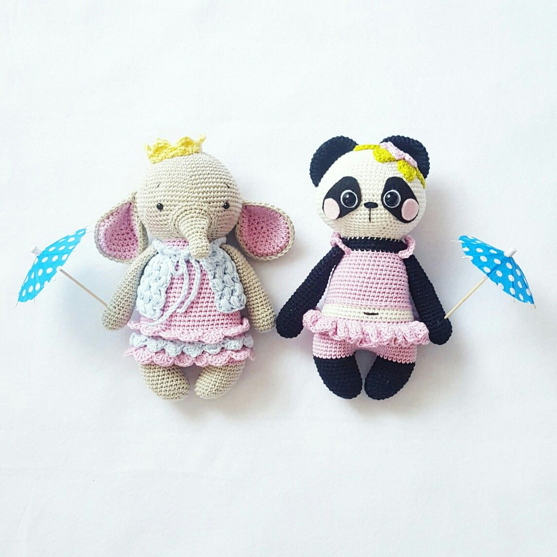 Amigurumi Panda häkeln | Supergurumi | 1144x1144