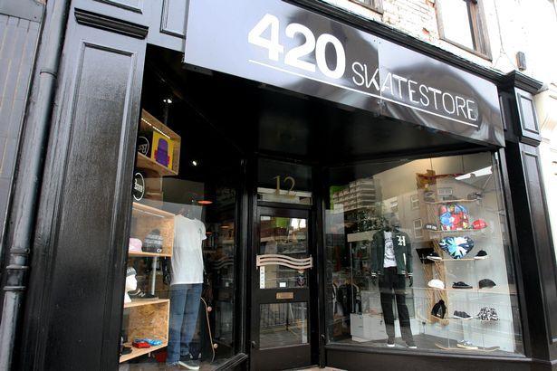 The new store on Savile Street  feaf66b8bb7