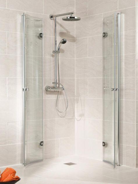 schulte duschkabine garant drehfaltt r als eckeinstieg 6 mm salles de bains pinterest. Black Bedroom Furniture Sets. Home Design Ideas