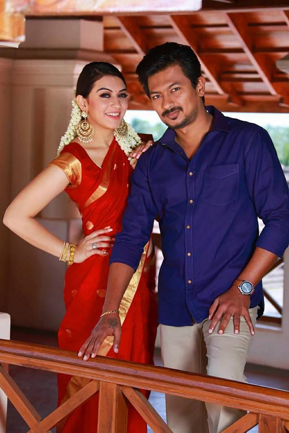 Catch The Official Trailer Of Manithan In Direction I Ahmed Starring Udhayanidhi