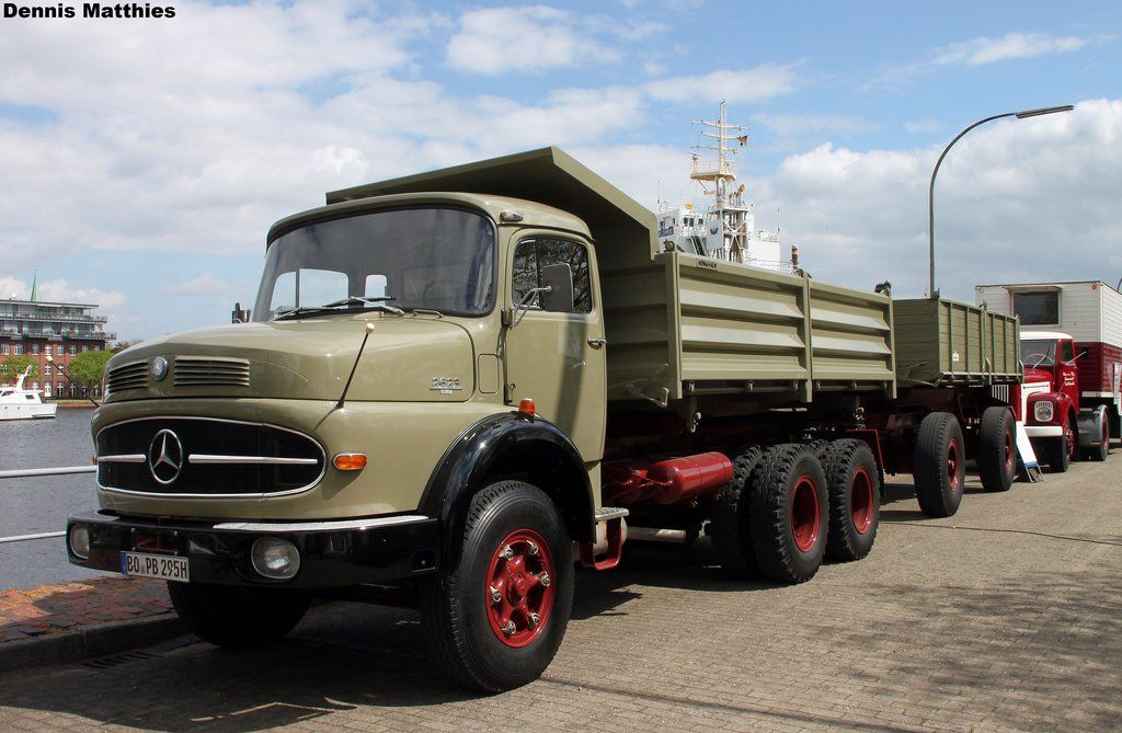 mercedes mercedes benz trucks pinterest trucks