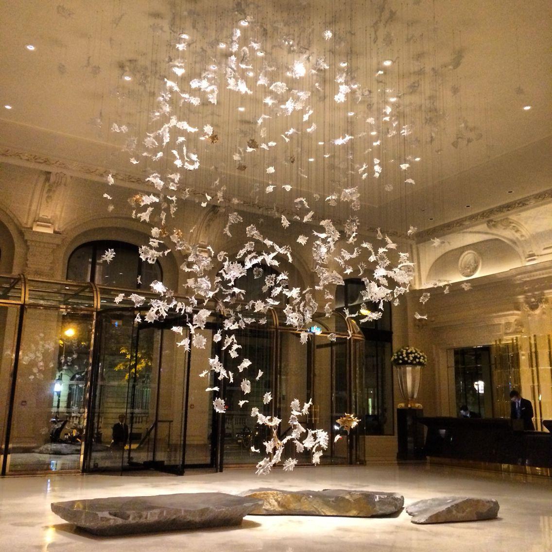 Hotel peninsula paris dise o pinterest interior de for Hoteles diseno paris