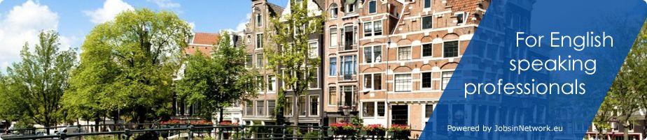 Jobs in Amsterdam Netherlands (Holland) Amsterdam