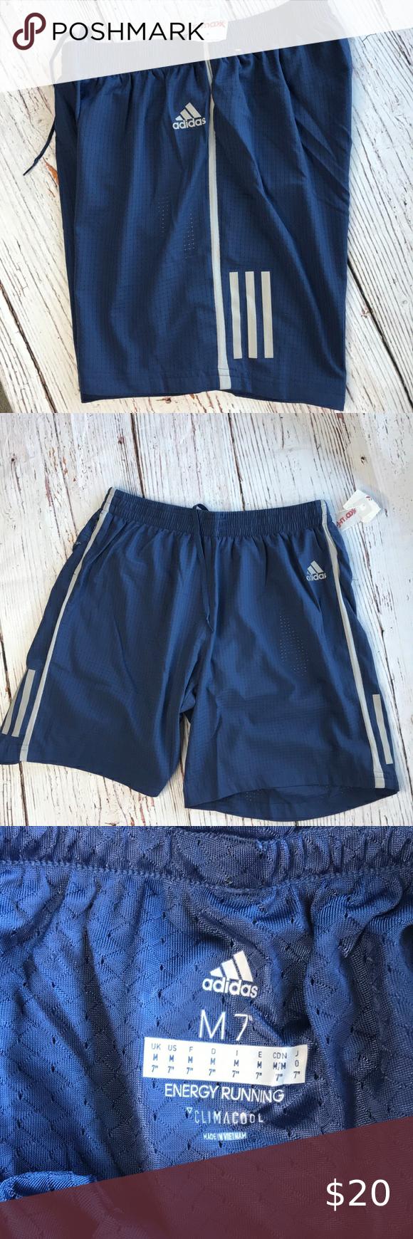 perro factor pañuelo  Adidas M7 energy Running climacool Shorts   Gym shorts womens, Adidas,  Shorts