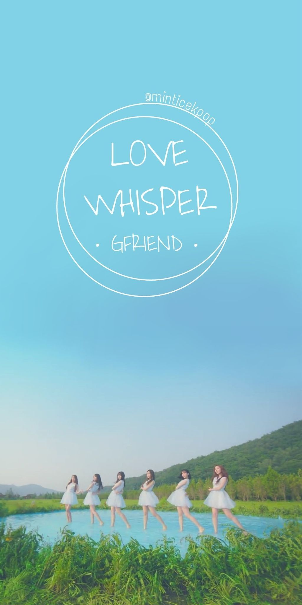 GFriend Love Whisper Wallpaper
