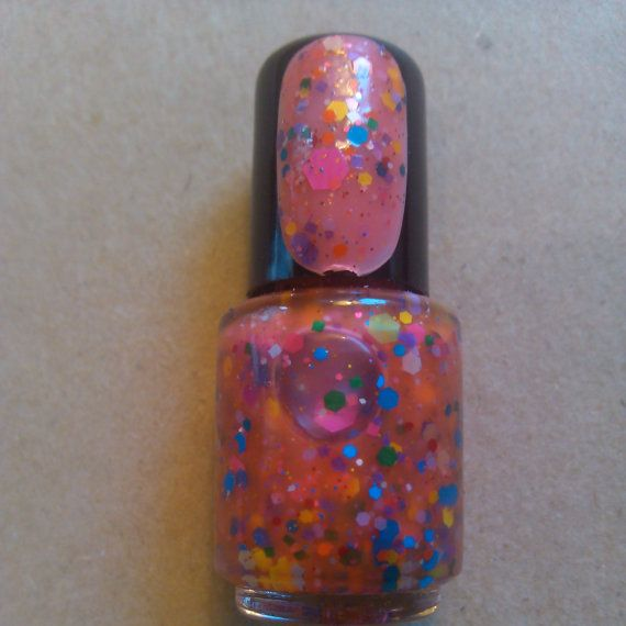 Jellified Indie Made Jelly Franken Nail Polish by SickLacquers, $4.00