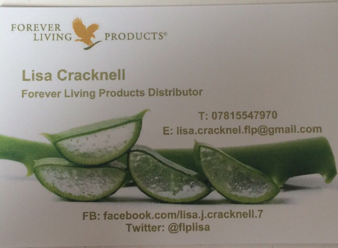 My Business Card Forever Living Products Cards Visit Carte