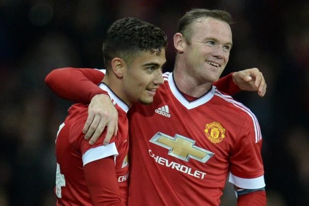 Manchester United Vs Ipswich Town Score And Reaction From 2015 Capital One Cup Manchester United Players Manchester United Ipswich Town