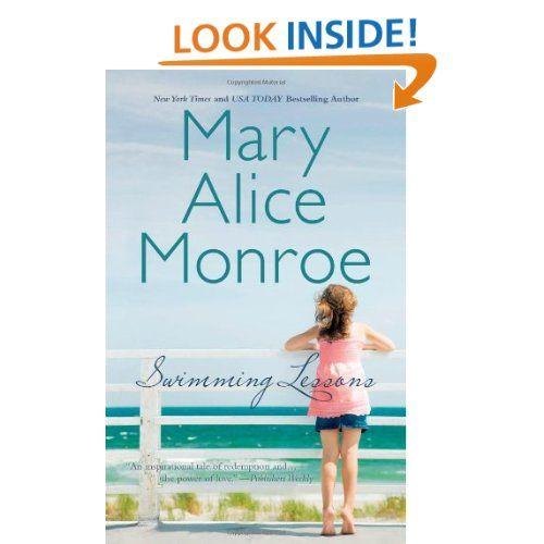 Amazon.com: Swimming Lessons (9780778328391): Mary Alice Monroe: Books