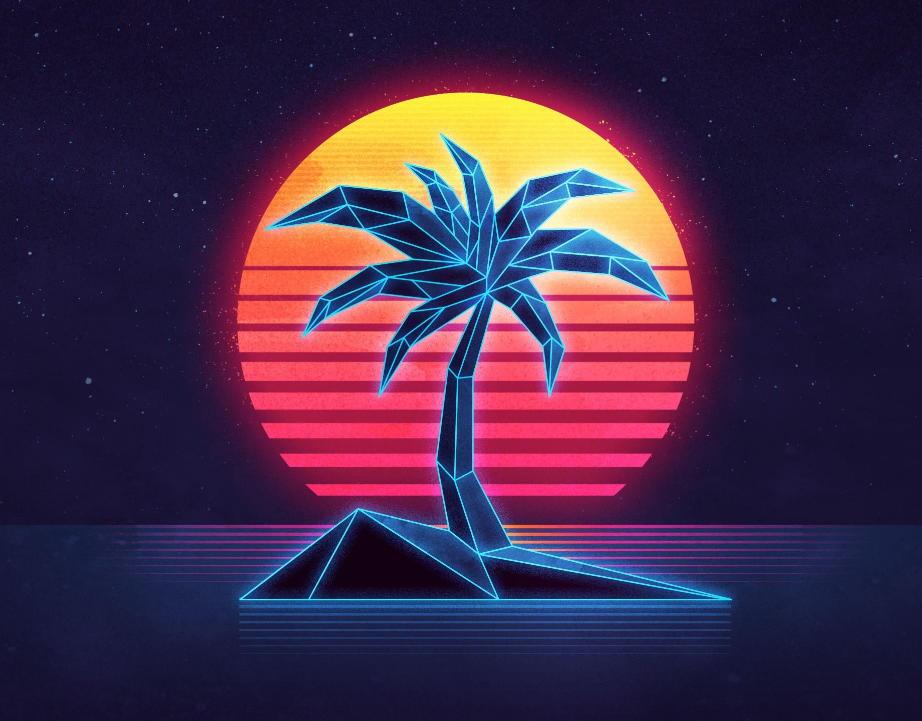 Digital Paradise Wallpaper By Signalnoise Desktop And