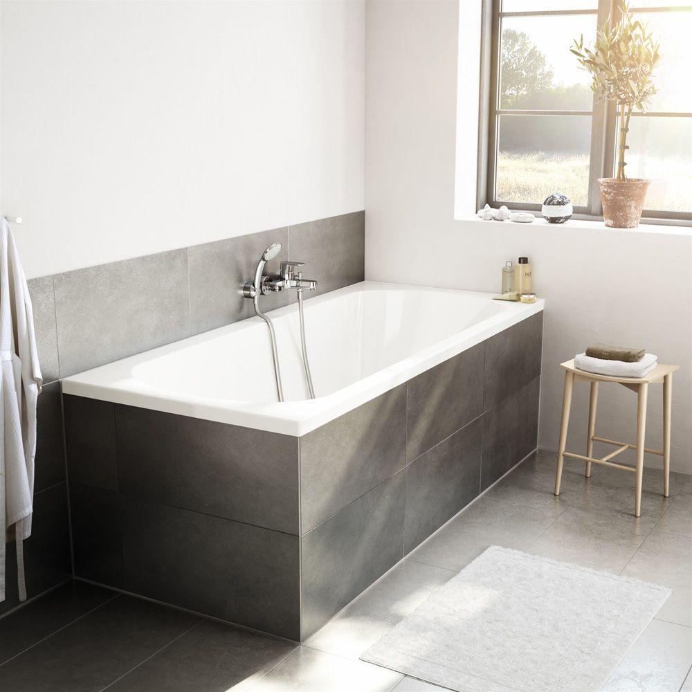 Ideal Standard Hotline Neu Duo Badewanne Weiss K274901 In 2020 Mit Bildern Badewanne Modernes Badezimmerdesign Badewanne Fliesen