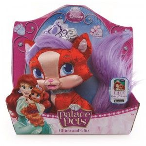 Disney Princess Palace Pets Glitter And Glitz Treasure Disney