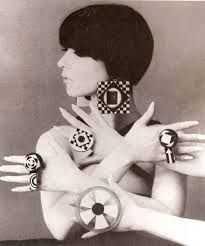 Image result for jewelry of the 1960's