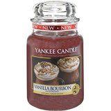 Yankee Candle Vanilla Bourbon Large Jar