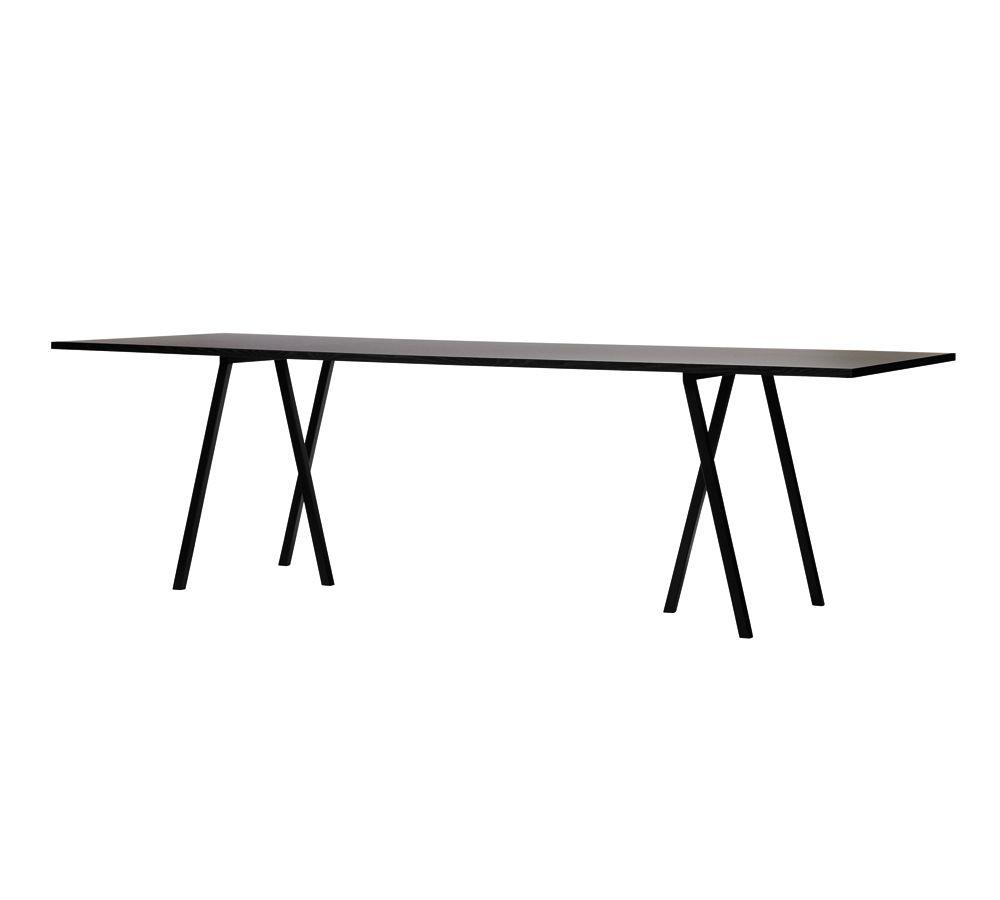 Hay Tischböcke casanova møbler hay loop stand bord sort bolig