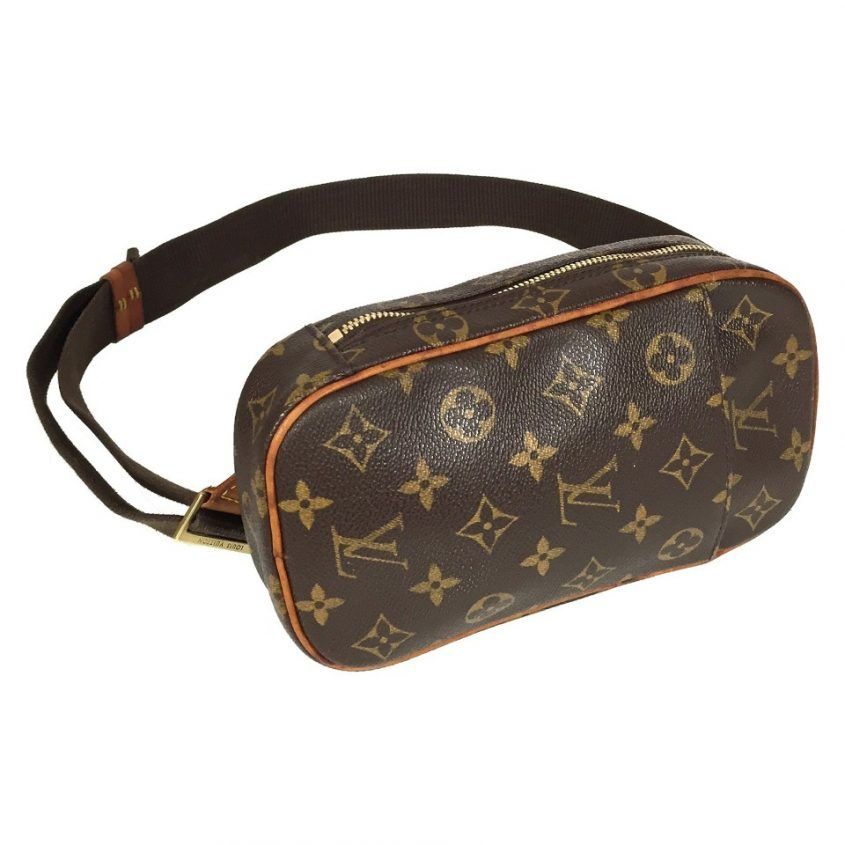 221dcc91ee1060 Vintage Louis Vuitton fanny pack Over The Shoulder Bags, Shoulder Strap Bag,  Canvas Shoulder