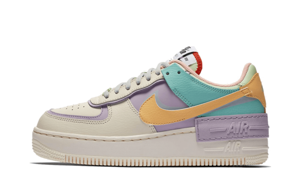 Air Force 1 Shadow Ivoire Pale en 2020 | Chaussures, Nike ...