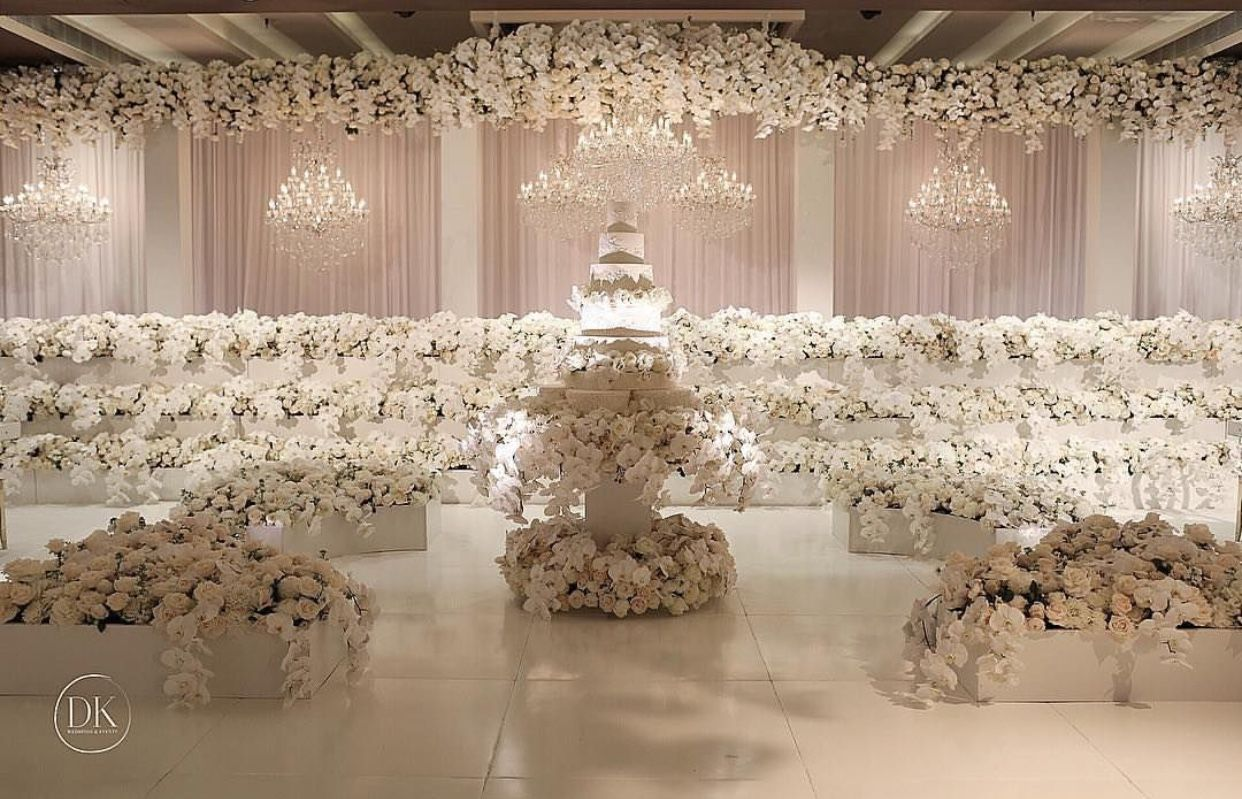 Luxury Wedding Design By Diane Khoury Luxury Weddings Reception