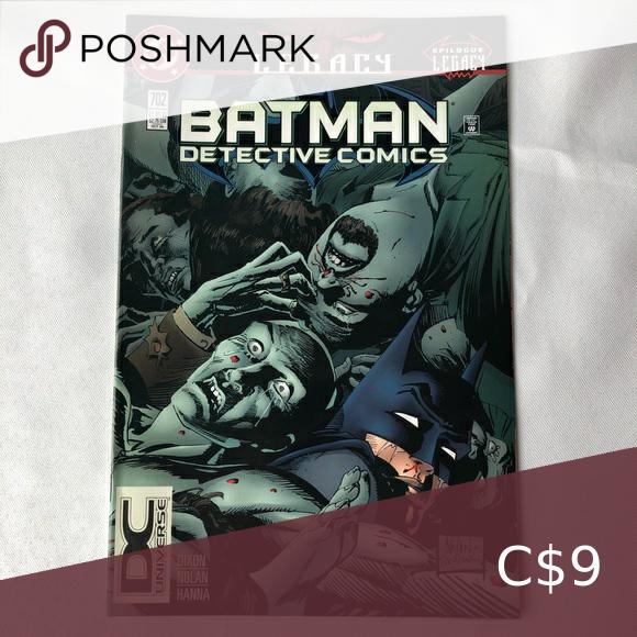 6/$24 Batman Detective Comics #702, Oct. '96