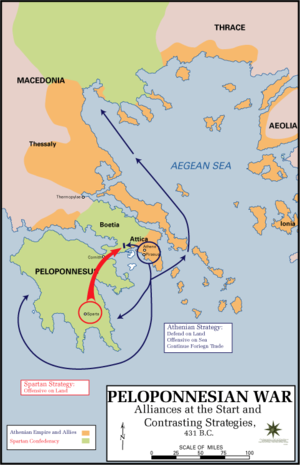 The peloponnesian war 431404 bc was an ancient greek war fought the peloponnesian war 431404 bc was an ancient greek war fought by athens and its empire against the peloponnesian league led by sparta gumiabroncs Gallery
