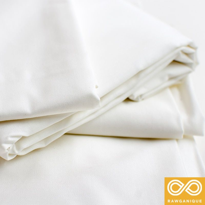 Organic Cotton Sateen Sheets   Made In USA   Grown In USA. Smooth And Silky.