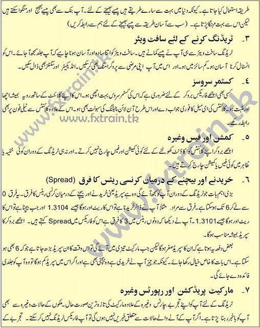 Urdu Forex Guide Forex Guide فاریکس ٹریڈنگ اردو میں سیکھیں